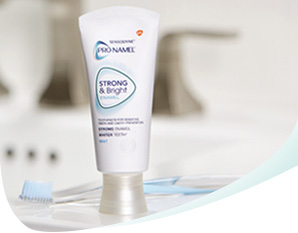 Pronamel Strong and Bright Toothpaste