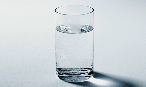 Glass of Water Mobile