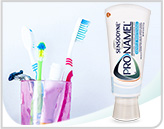 ProNamel Toothpaste Toothbrush Mobile