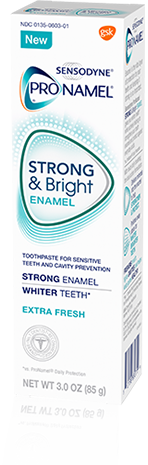 ProNamel Strong and Bright Extra Fresh Toothpaste