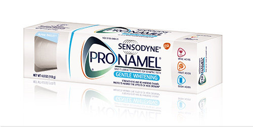 ProNamel Gentle Whitening Toothpaste Mobile