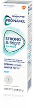 Pronamel Strong and Bright Mint Toothpaste
